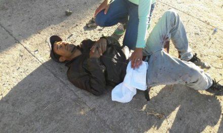 ¡Trabajador se salvó de ser asesinado de un balazo en Aguascalientes!