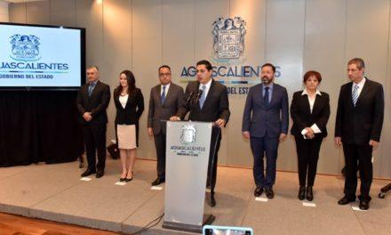 ¡Cambios en el gabinete fortalecen el trabajo de la administración a favor de la población!