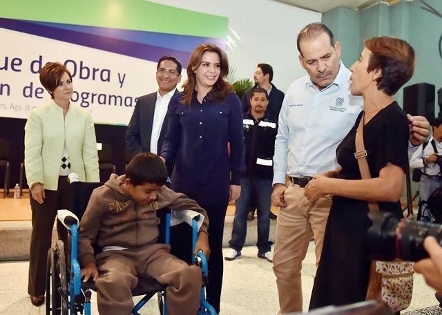 ¡DIF Nacional aumentará presupuesto para fortalecer infraestructura a favor de grupos vulnerables!
