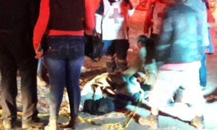 "¡Camioneta ""fantasma"" atropelló y mató a un joven en Aguascalientes!"