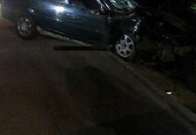 ¡Peatón murió arrollado por un alcoholizado automovilista que se subió a la banqueta en Aguascalientes!