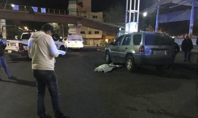 ¡Hombre murió en la Plaza Bicentenario en Zacatecas!