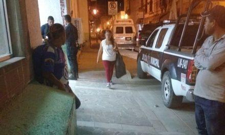 ¡Adolescente recibió un balazo en el estómago en Lagos de Moreno!