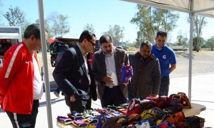¡Ponen en marcha la Primera Feria Deportiva Universitaria en Aguascalientes!