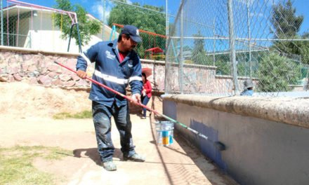 ¡Fortalece Gobierno Municipal la convivencia ciudadana dignificando espacios recreativos!