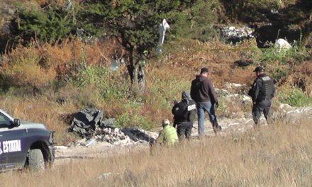 ¡Ex policía municipal de Fresnillo fue ejecutado y tirado cerca del basurero municipal!