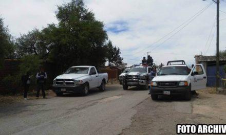 ¡Secuestraron a la esposa de un comandante de la Policía Ministerial adscrito a Ojocaliente, Zacatecas!