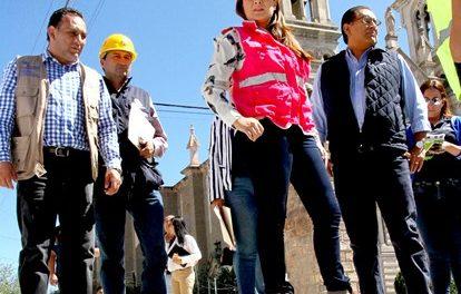 ¡Avanza proyecto de rehabilitación en el Barrio de la Purísima!