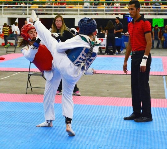 ¡Torneo Intramuros de Taekwondo en Municipio de Tepezalá!