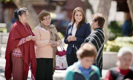 ¡Tere Jiménez promueve políticas públicas a favor de nuestros adultos mayores!