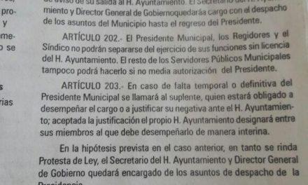 ¡Existe ingobernabilidad en Rincón de Romos: PVEM!
