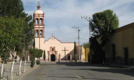 ¡Semi enterrado hallaron el cuerpo de una persona en Villa de Cos, Zacatecas!