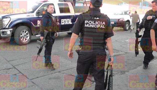 ¡Lesionaron a balazos a 2 hombres en Guadalupe, Zacatecas!