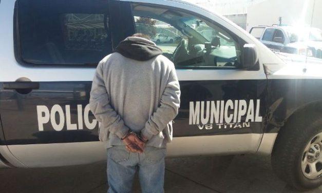 ¡Capturaron a 2 de 3 sujetos que asaltaron a un repartidor de agua en Aguascalientes!