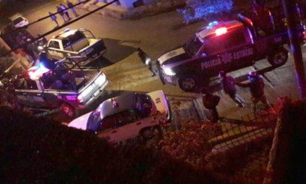 ¡Agresión armada en la colonia Alma Obrera en Zacatecas dejó 1 muerto y 1 lesionado!
