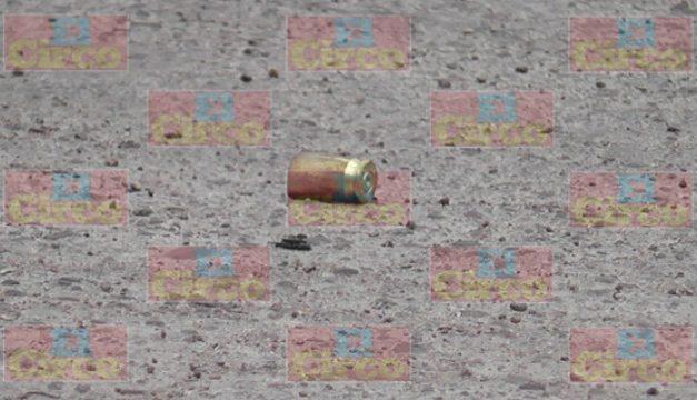 ¡Hombre resultó herido de bala tras una agresión en Guadalupe, Zacatecas!