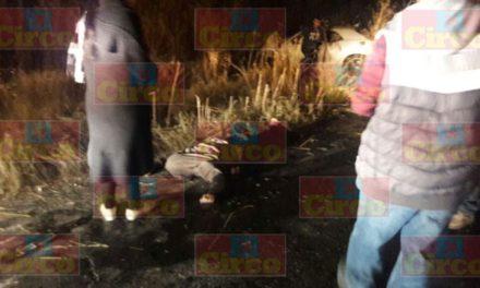 ¡1 muerto y 1 lesionado tras choque frontal entre 2 vehículos en San Juan de los Lagos!