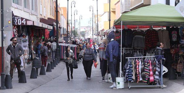 ¡Anuncia Seguridad Pública Municipal cierres temporales en calles de Zona Centro por fiestas decembrinas!