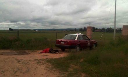 ¡Capturaron a delincuente que asesinó a un taxista de 8 puñaladas para robarle un celular en Aguascalientes!