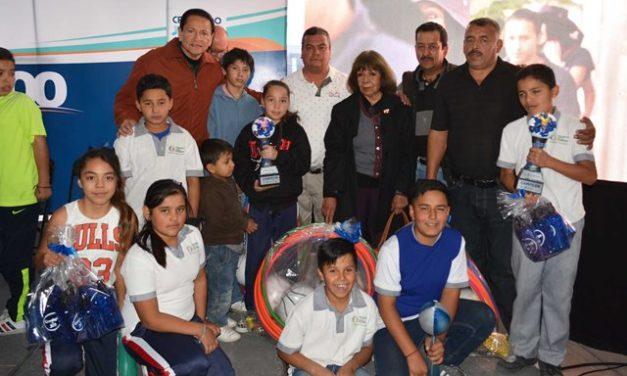 ¡Premian a los ganadores del Cuarto Cuadrangular del Programa Contigo al 100!