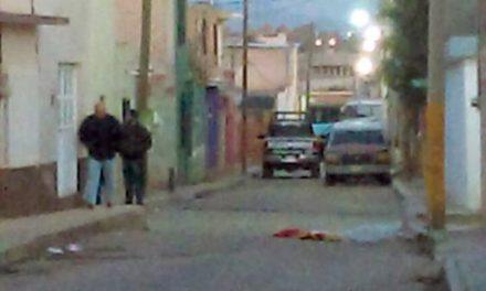 ¡Ejecutaron a un hombre y se desencadenó balacera entre grupos antagónicos en Fresnillo!