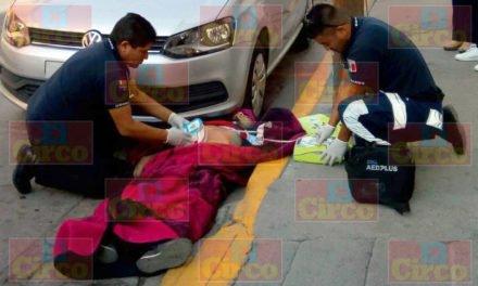 ¡Ejecutado y encobijado tiran el cuerpo de un hombre en la zona centro de Lagos de Moreno!