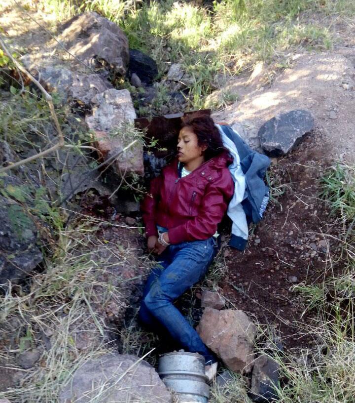 ¡Ejecutan a conductor y dejan grave a una mujer en Calvillo, Aguascalientes!