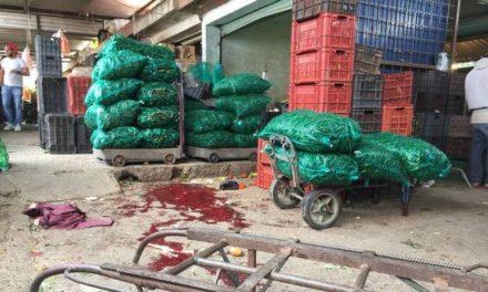 """¡""""Carlitos"""" fue ejecutado a balazos en el Mercado de Abastos en Zacatecas!"""