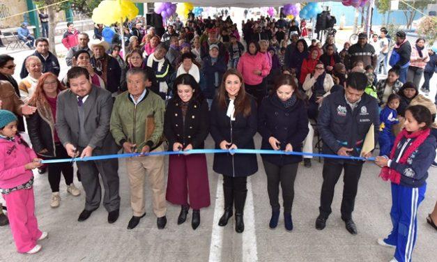 ¡Tere Jiménez cierra el año impulsando la infraestructura de las arterias más importantes de nuestro municipio!