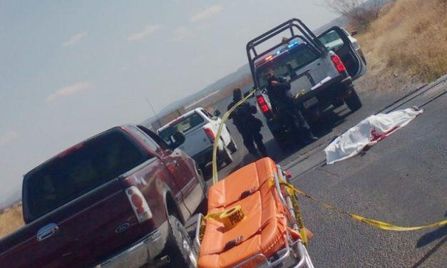 ¡Asesinaron a un hombre cerca de las vías del tren en Lagos de Moreno!