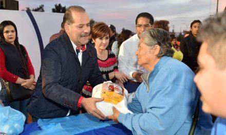 ¡Gobierno del Estado y DIF Estatal entregan cerca de tres mil pavos a familias vulnerables!