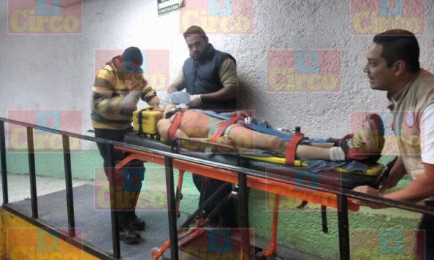 """¡Falleció el ciclista embestido por un auto """"fantasma"""" en el triángulo de las bermudas en Lagos de Moreno!"""