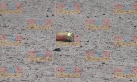 ¡Con armas de fuego larga y corta fue ejecutado un hombre en Fresnillo!