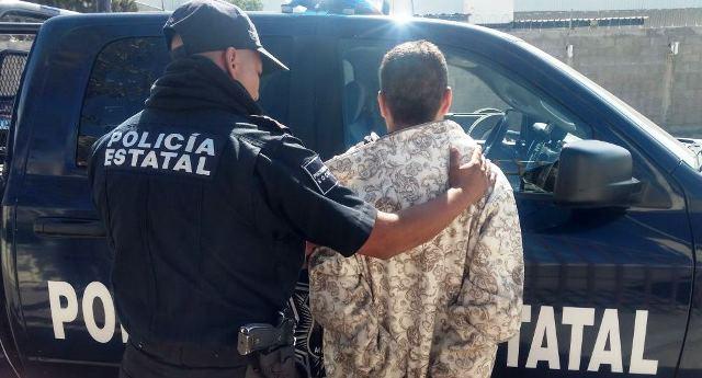 ¡Capturaron a asalta-taxistas zacatecano en Aguascalientes!