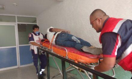 ¡A balazos hirieron a un hombre en Lagos de Moreno!