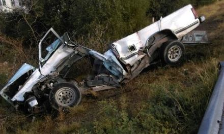 ¡Un muerto y dos lesionados fue el saldo de un accidente en la 70 Poniente en Aguascalientes!