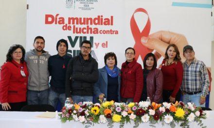¡Conmemora el ISSEA el día de la lucha contra el VIH/SIDA!