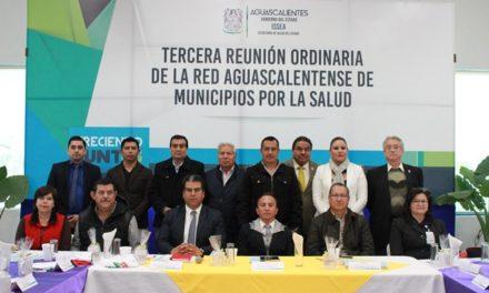 ¡Los Municipios de Aguascalientes comprometidos con la salud mental!