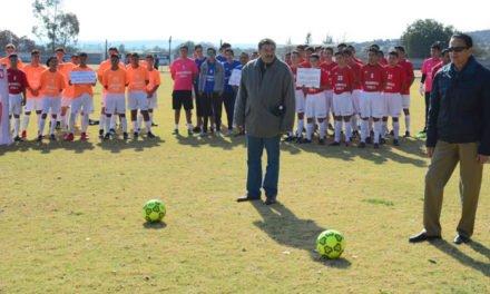 ¡Inauguran Campeonato Mundial de Fútbol 10 en Aguascalientes!