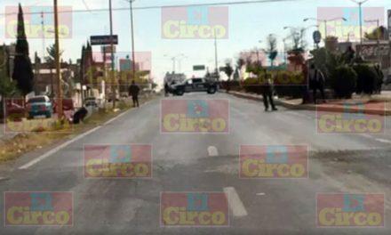 ¡Grave motociclista al que intentaron ejecutar a balazos en Fresnillo!