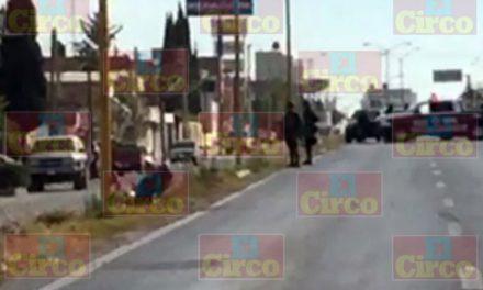 ¡Un motociclista fue ejecutado a balazos en Fresnillo y su acompañante salió ileso!