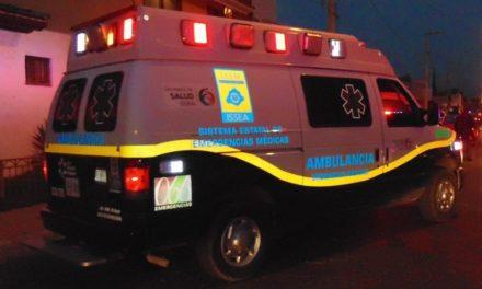 ¡Intentaron ejecutar a balazos a un hombre en Aguascalientes y está grave!