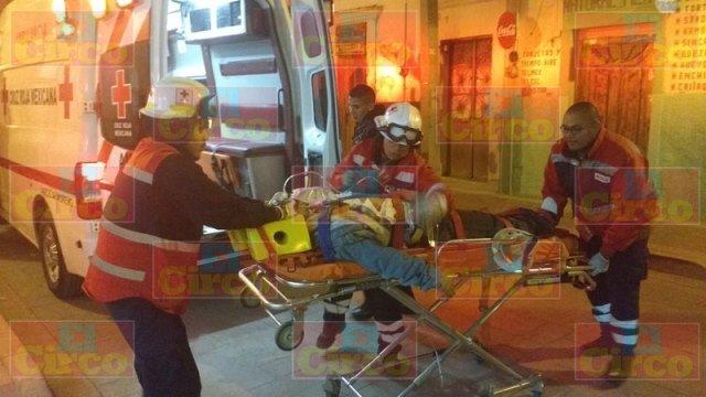 ¡Joven motociclista murió tras estrellarse contra un semoviente en Lagos de Moreno!