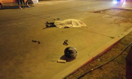 ¡Una joven murió tras un accidente en su motocicleta en Aguascalientes!