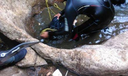 ¡Joven murió por tomarse una selfie tras caer en la presa de Malpaso, en Calvillo, Aguascalientes!