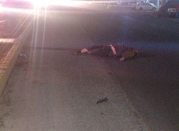 ¡Hombre murió atropellado por veloz camioneta en Aguascalientes!