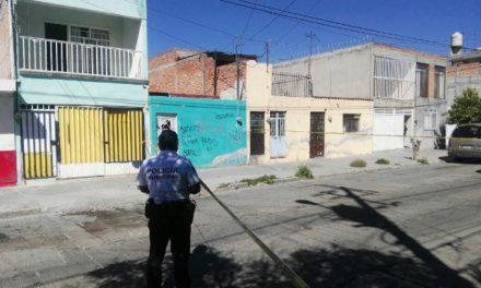 ¡Policías municipales de Aguascalientes localizaron en su domicilio a un septuagenario en estado de descomposición!
