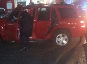 ¡Policías estatales liberaron a un hombre plagiado en Fresnillo y detuvieron a uno de sus captores!