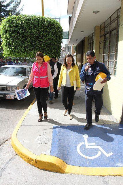 ¡Obras de alto impacto social e incluyentes se promovieron durante el primer año de gestión de Tere Jiménez!