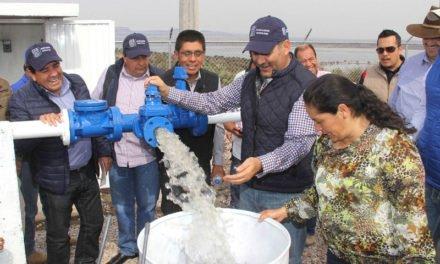 ¡Alrededor de 90 mil personas de la zona rural tuvieron acceso al agua potable durante 2017!